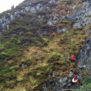 Aberdyfi Search and Rescue Team