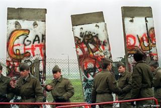 Berlin Wall - 1989