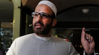 Man Haron Monis pictured in 2011
