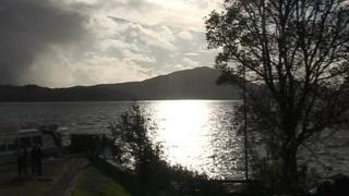 Lake in County Leitrim