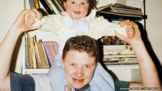 Shaun James, killed on 15 December 2002, from Forest of Dean, Glos