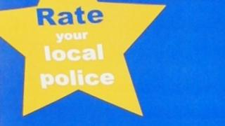 Rate Your Police logo