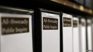 Files at Al-Sweady Inquiry