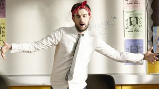 Jack Whitehall in Bad Education