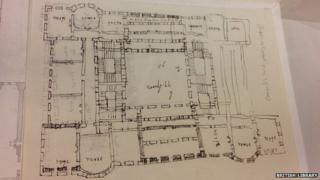 George III's drawing