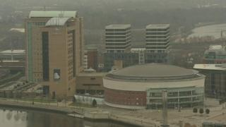 The Hilton Hotel group already operates a five star hotel close to Belfast's Waterfront Hall