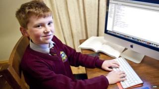 How one boy from Ireland became an app developer at 12