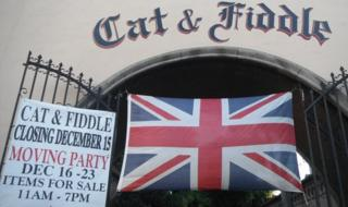 Cat and Fiddle exterior