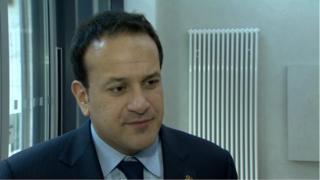 Irish Health Minister Leo Varadkar