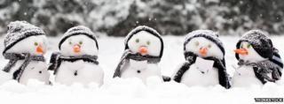 Little snowmen