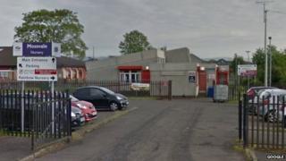 Mossvale Nursery in Paisley