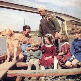 Bob Manifold's Higher Ferry