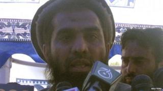 India says Zaki-ur-Rehman Lakhvi planned the 2008 Mumbai attacks