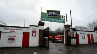 Scarborough's Seamer road football ground