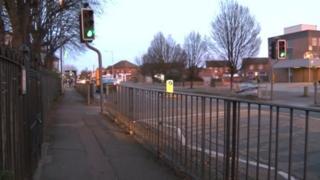 Bedford Road crossing
