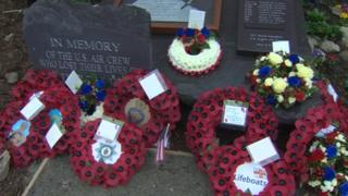Anglesey memorial service