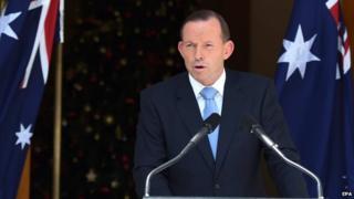 Tony Abbott announces reshuffle