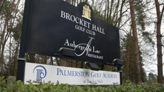 Brocket Hall standoff