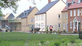 Kingsmere development