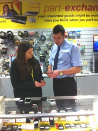 Shop Pic: Morag Kinniburgh