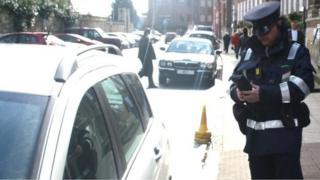 Peterborough traffic warden