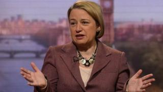 Green leader Natalie Bennett