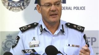 Australian Federal Police Deputy Commissioner Michael Phelan