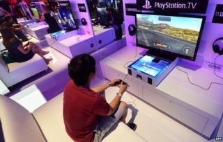 E3 video extravaganza at Los Angeles, California, 10 June 2014