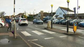 Frinton Road, Kirby Cross