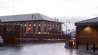 Coleraine police station