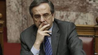 Greece parliament faces crucial presidency vote