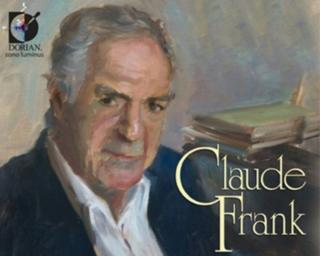 Claude Frank album cover