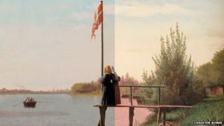 View of Lake Sortedam