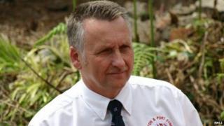Steve Davies Port Eynon RNLI