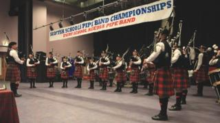 Young pipers