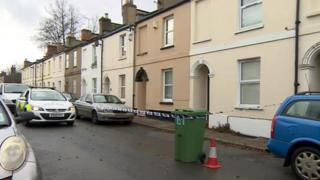 Brunswick Street, Cheltenham