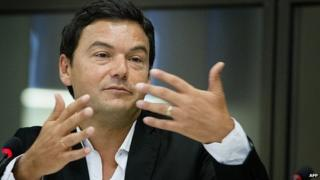 French economist Thomas Piketty