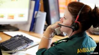 South East Coast Ambulance Service controller