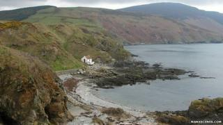 Niarbyl Bay, Isle of Man