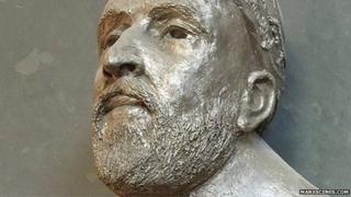 Sculpture of Illiam Dhone