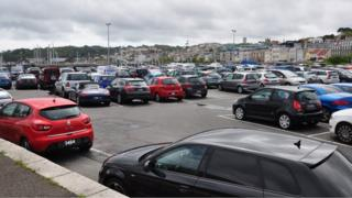 Salerie Corner car park