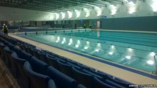 Leys Pool