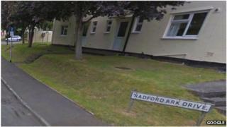 Radford Park Drive