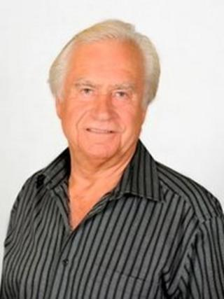 Councillor Ron Whittaker