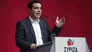 Alexis Tsipras, 3 Jan 15