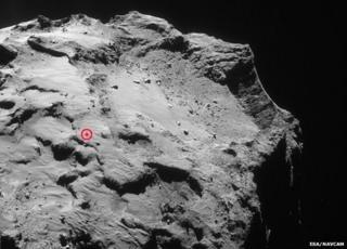 Philae comet lander eludes discovery