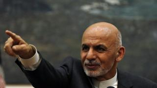 President Ashraf Ghani has taken a hands-on approach since taking office in September 2014