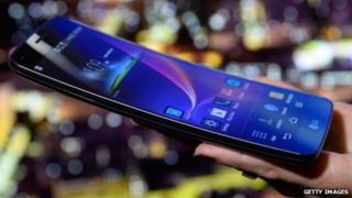 LG G Flex 2 phone