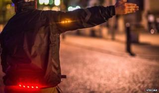 Visijax cycling jacket