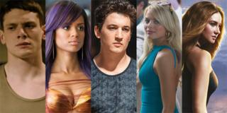 Jack O'Connell, Gugu Mbatha-Raw, Miles Teller, Margot Robbie and Shailene Woodley